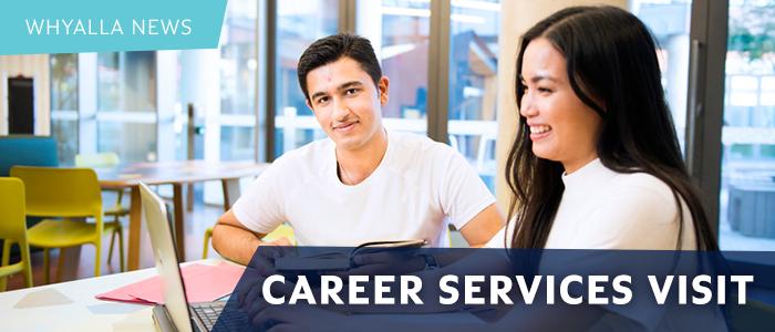 Career Services Visit