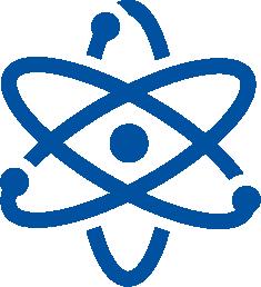 Icon of atom